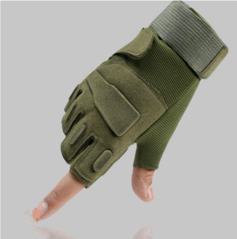 sportivnye perchatki s polupalcami takticheskie perchatki dlja voennyh 06 - Спортивные перчатки с полупальцами, тактические перчатки для военных