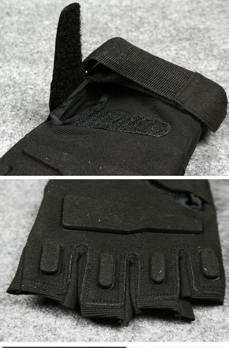 sportivnye perchatki s polupalcami takticheskie perchatki dlja voennyh 08 - Спортивные перчатки с полупальцами, тактические перчатки для военных