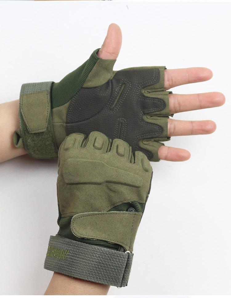 sportivnye perchatki s polupalcami takticheskie perchatki dlja voennyh 10 1 - Спортивные перчатки с полупальцами, тактические перчатки для военных