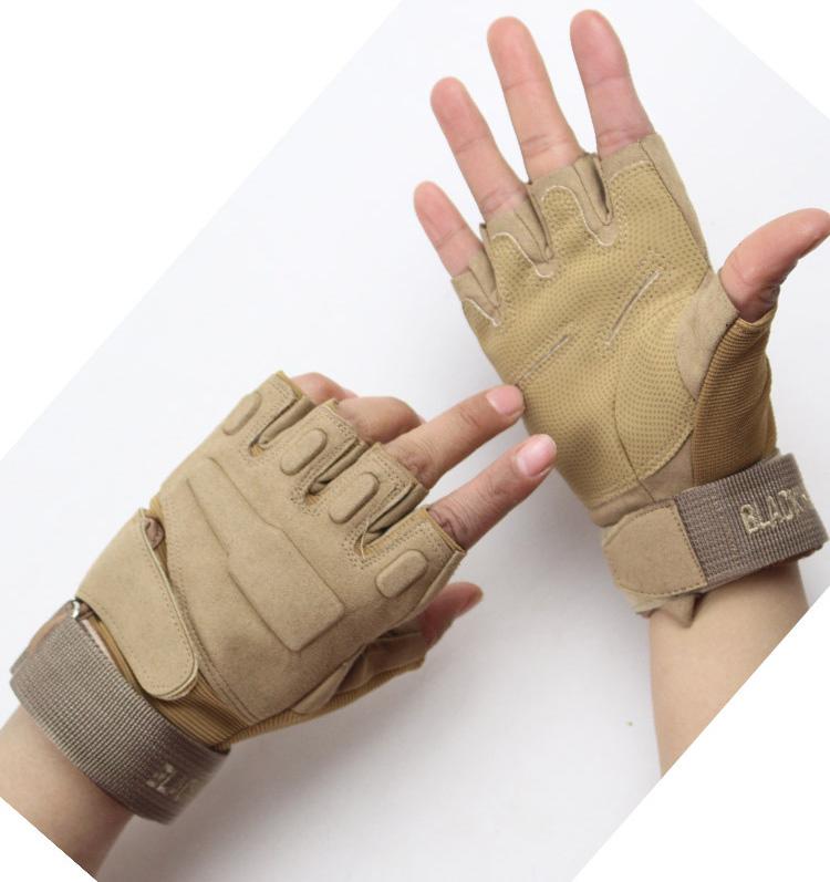sportivnye perchatki s polupalcami takticheskie perchatki dlja voennyh 11 - Спортивные перчатки с полупальцами, тактические перчатки для военных