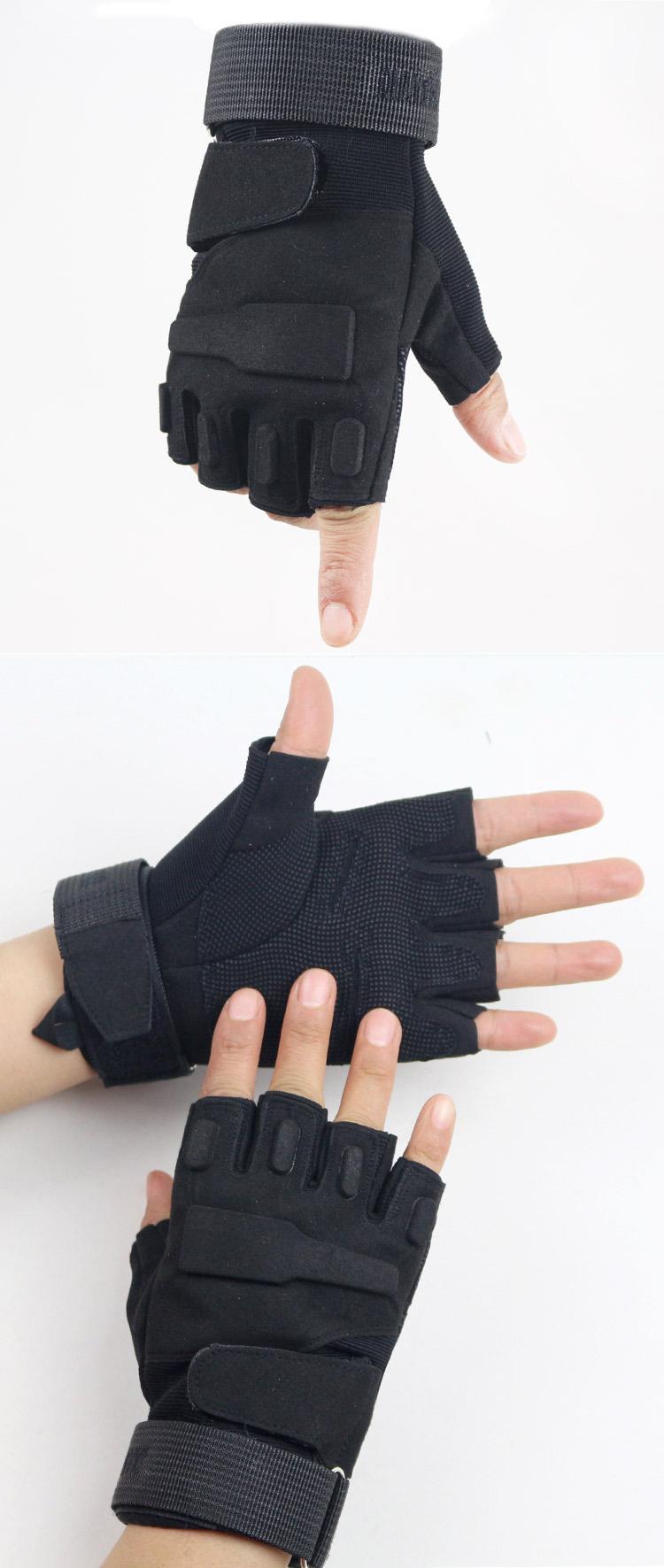 sportivnye perchatki s polupalcami takticheskie perchatki dlja voennyh 12 - Спортивные перчатки с полупальцами, тактические перчатки для военных