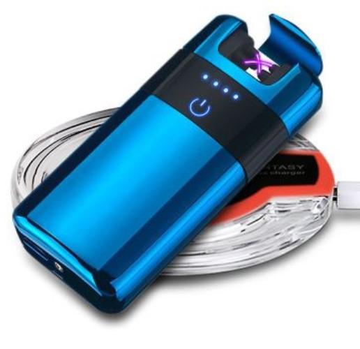 besprovodnaja jelektroimpulsnaja usb zazhigalka primo premium besprovodnaja zarjadka 02 - Беспроводная электроимпульсная USB-зажигалка Primo Premium + беспроводная зарядка в ПОДАРОК