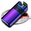 Беспроводная электроимпульсная USB-зажигалка Primo Premium + беспроводная зарядка в ПОДАРОК 235253