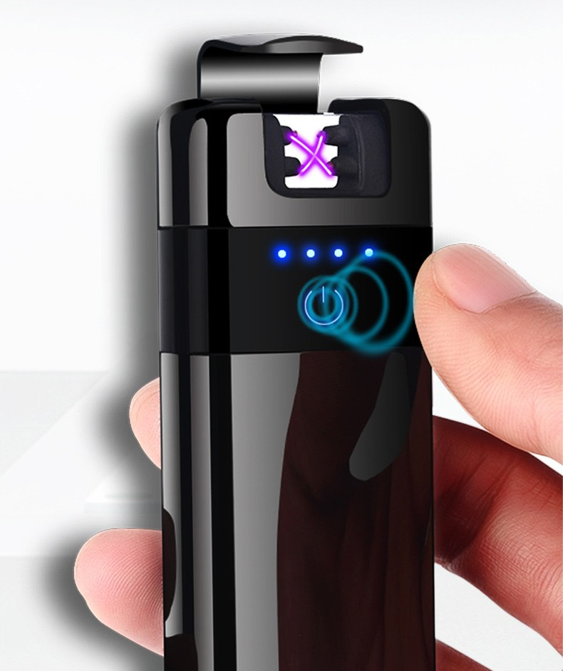 besprovodnaja jelektroimpulsnaja usb zazhigalka primo premium besprovodnaja zarjadka 12 - Беспроводная электроимпульсная USB-зажигалка Primo Premium + беспроводная зарядка в ПОДАРОК