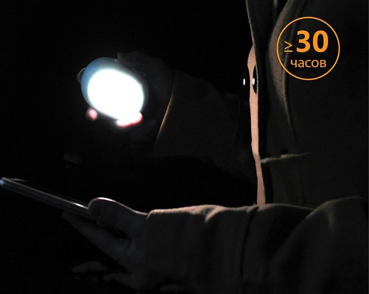 karmannaja grelka usb grelka dlja ruk heat up co svetodiodnym fonarikom 03 - Карманная грелка (USB-грелка) для рук Heat Up cо светодиодным фонариком