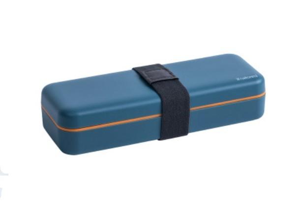shvejnyj nabor v futljare sewing kit 03 - Швейный набор в футляре Sewing Kit: 16 катушек нити, набор игл, нитенаправитель, наперсток, ножницы
