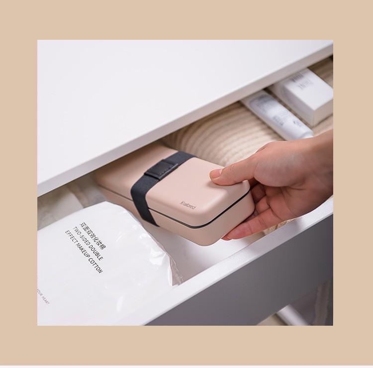 shvejnyj nabor v futljare sewing kit 06 - Швейный набор в футляре Sewing Kit: 16 катушек нити, набор игл, нитенаправитель, наперсток, ножницы
