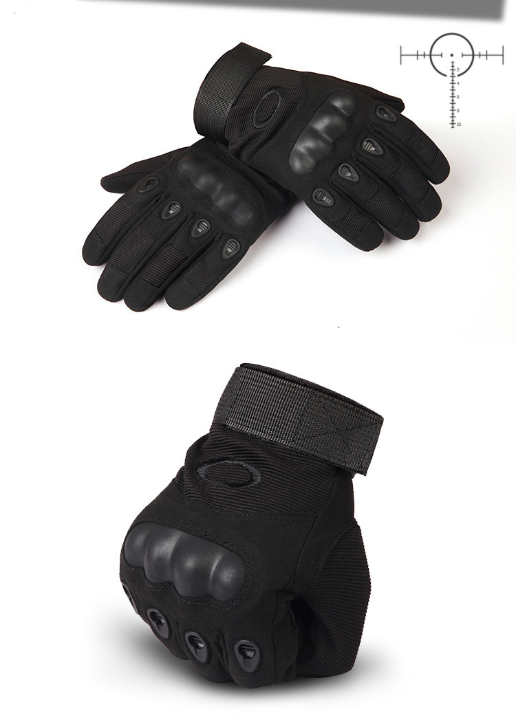 takticheskie perchatki oskar 1554 full size dlja voennyh i sportsmenov 02 - Тактические перчатки Oskar 1554 Full Size для военных и спортсменов
