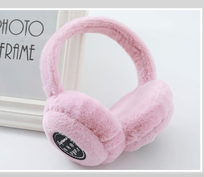 teplye bluetooth naushniki mehovye sweetwind 03 - Теплые Bluetooth-наушники меховые SweetWind
