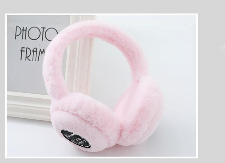 teplye bluetooth naushniki mehovye sweetwind 10 - Теплые Bluetooth-наушники меховые SweetWind