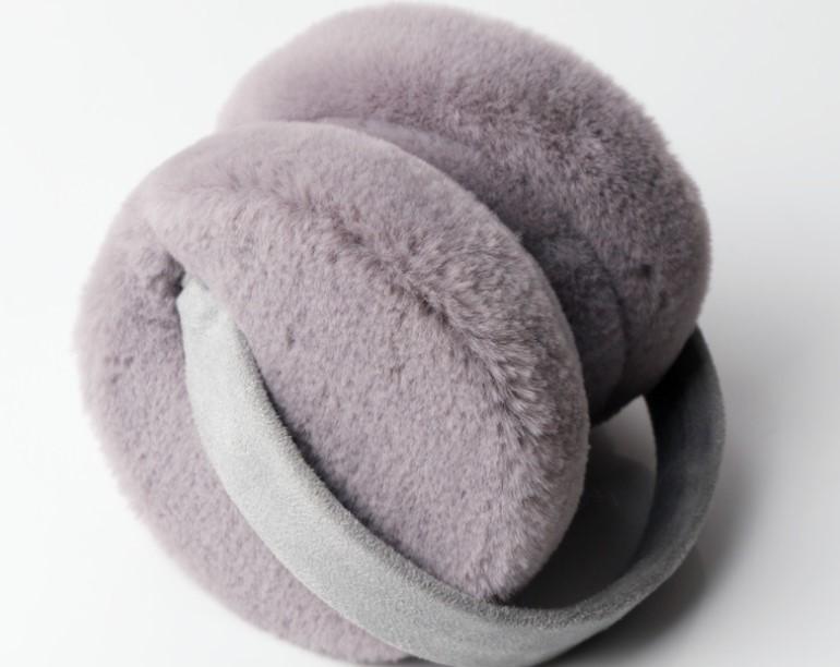 teplye naushniki mehovye mimifur 15 - Теплые наушники меховые MimiFur