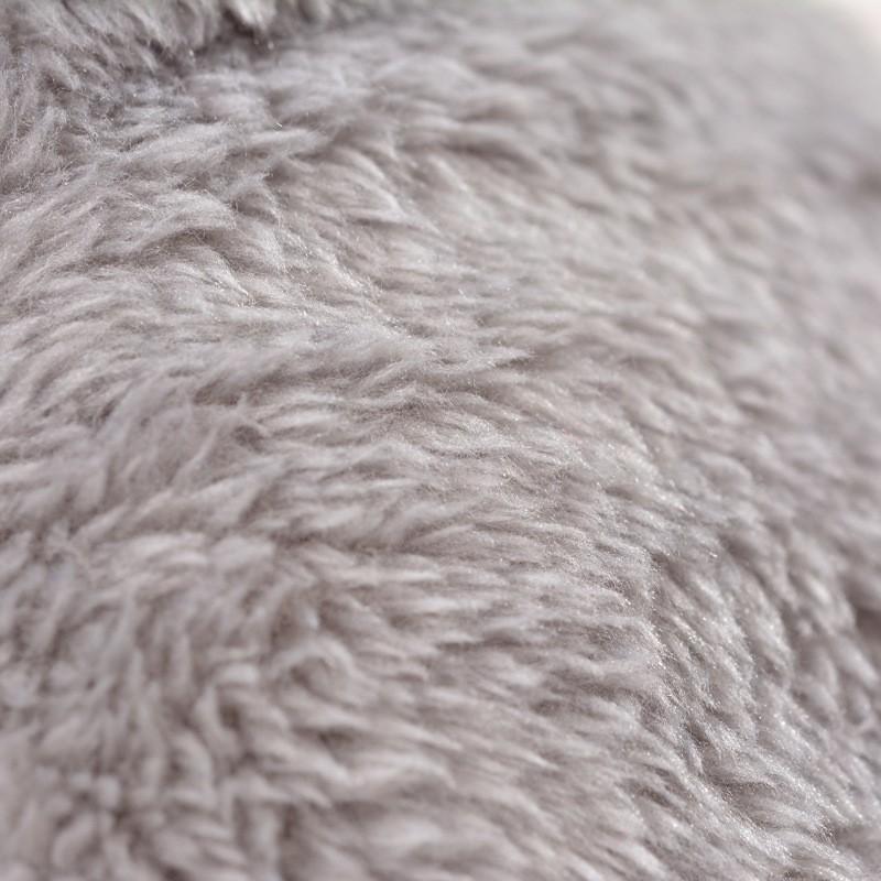Теплые наушники вязаные, меховые SnowEar 235453