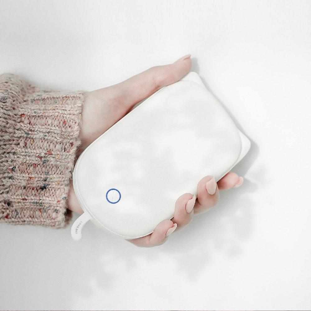 usb grelka dlja ruk kotik s funkciej zarjadki smartfona power bank 01 - Интернет-магазин удивительных вещей