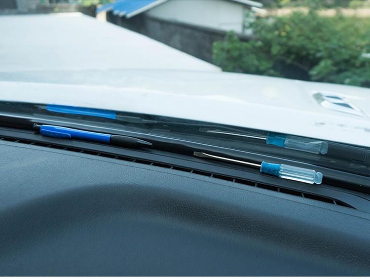 avtomobilnyj uplotnitel dlja pribornoj paneli 16 m 01 - Автомобильный уплотнитель для приборной панели 1,6 м – силикагель
