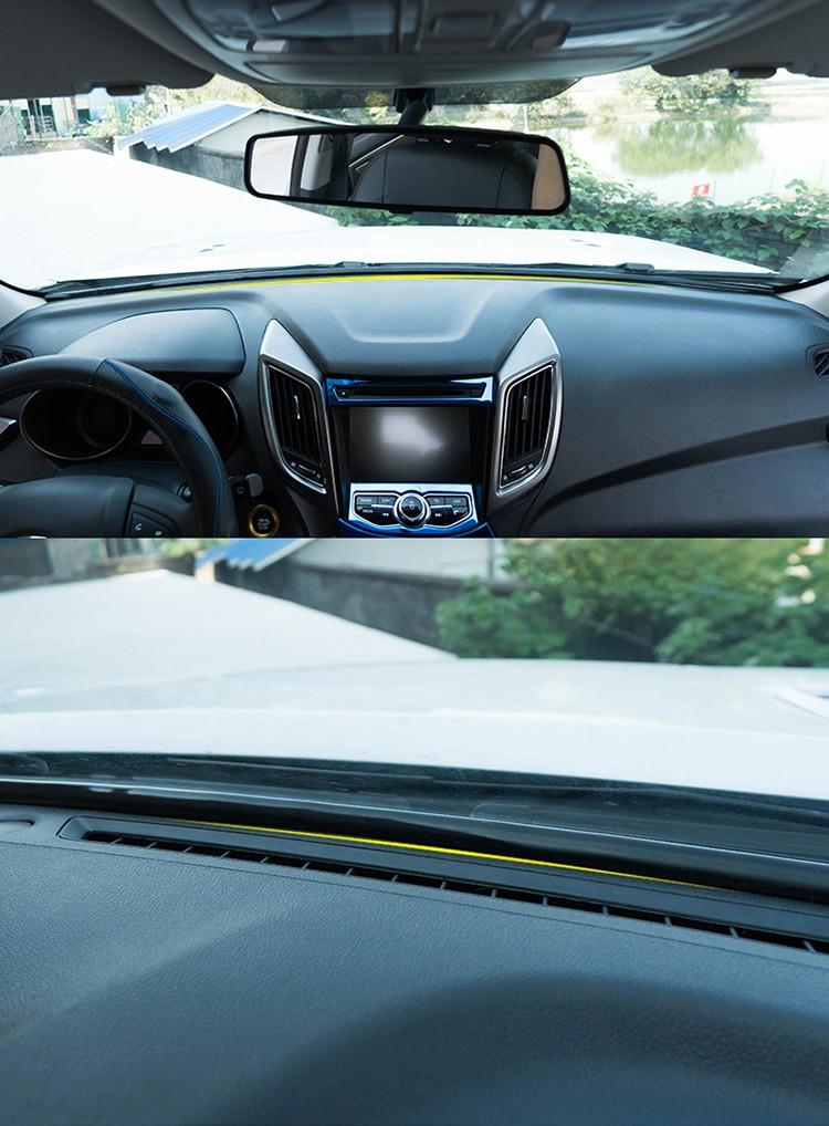 avtomobilnyj uplotnitel dlja pribornoj paneli 16 m 05 - Автомобильный уплотнитель для приборной панели 1,6 м – силикагель