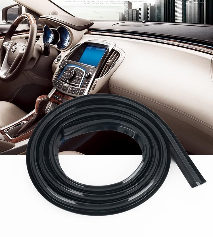 avtomobilnyj uplotnitel dlja pribornoj paneli 16 m 12 - Автомобильный уплотнитель для приборной панели 1,6 м – силикагель
