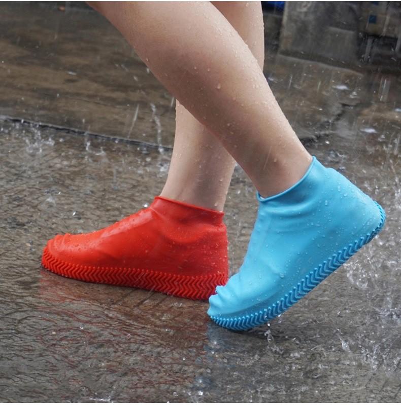 Чехлы на обувь от дождя, драйстепперы, многоразовые бахилы Cool&Clean 241177