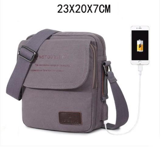 muzhskaja sumka cherez plecho peterbolo maskilli 19 1 - Мужская плечевая USB-сумка Peterbolo Maskilli со встроенным USB-портом