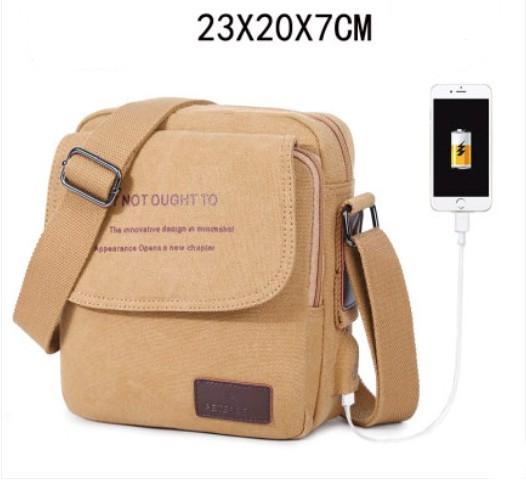 muzhskaja sumka cherez plecho peterbolo maskilli 23 - Мужская плечевая USB-сумка Peterbolo Maskilli со встроенным USB-портом
