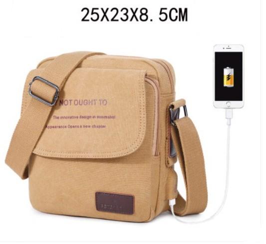 muzhskaja sumka cherez plecho peterbolo maskilli 24 - Мужская плечевая USB-сумка Peterbolo Maskilli со встроенным USB-портом