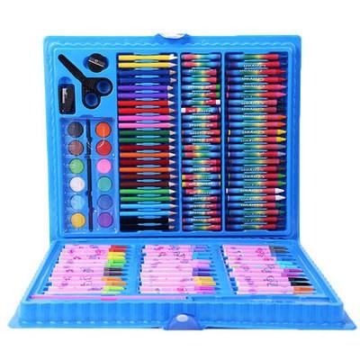 Подарочный набор для рисования детский 150 элементов Masterpiece 241852