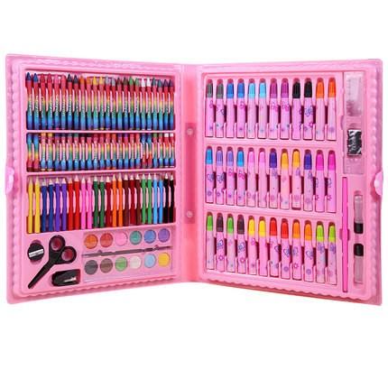 Подарочный набор для рисования детский 150 элементов Masterpiece 241853