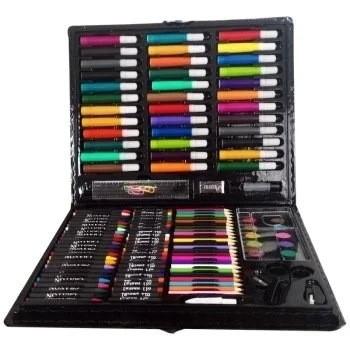 Подарочный набор для рисования детский 150 элементов Masterpiece 241860