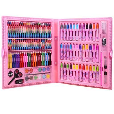 Подарочный набор для рисования детский 150 элементов Masterpiece 241861