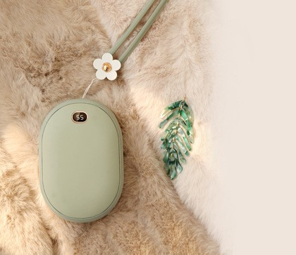 power bank usb grelka iris hand warm 06 - Power-Bank + USB-грелка IRIS Hand Warm: 10000 мАч