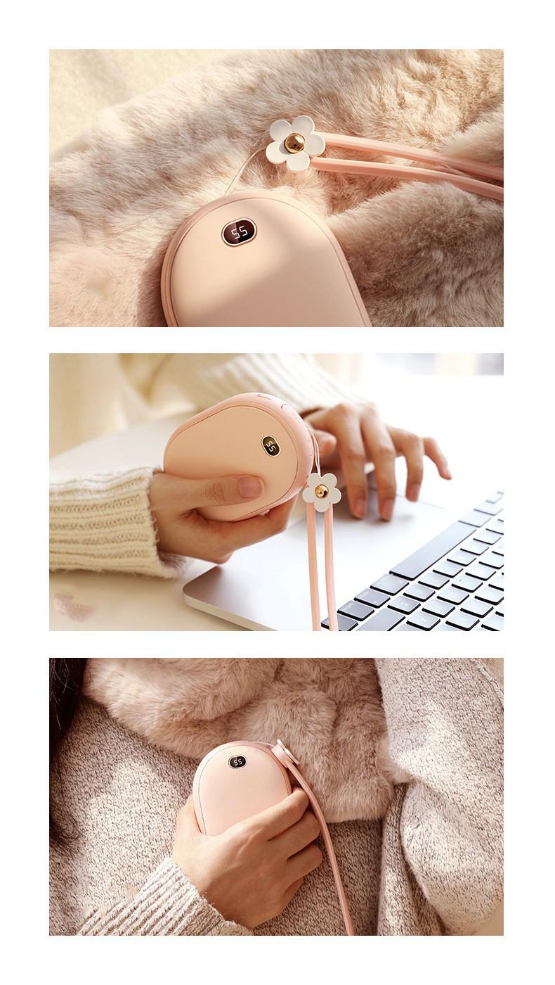 power bank usb grelka iris hand warm 11 - Power-Bank + USB-грелка IRIS Hand Warm: 10000 мАч