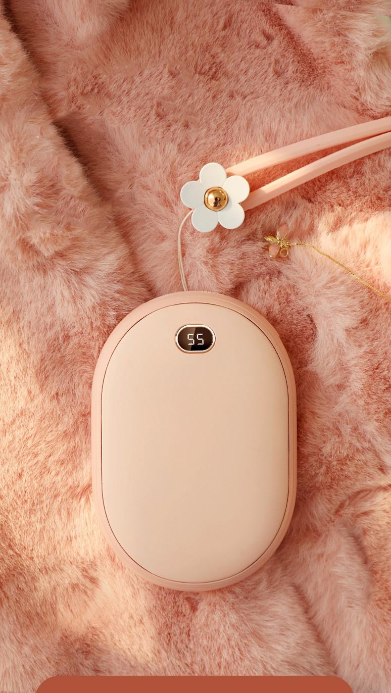 power bank usb grelka iris hand warm 17 - Power-Bank + USB-грелка IRIS Hand Warm: 10000 мАч