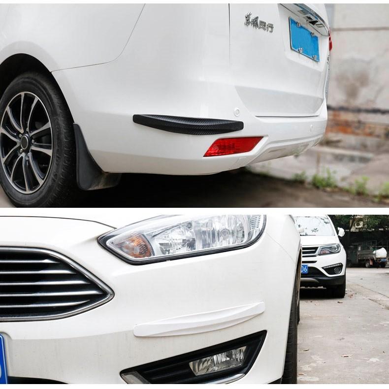Защита бампера, карбоновая накладка на задний/ передний бампер Bumper Guard 241116