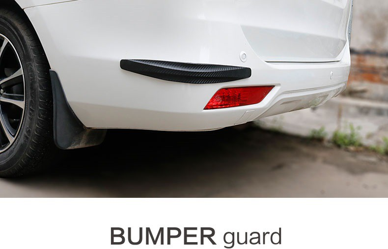 zashhita bampera karbonovaja nakladka na zadnij perednij bamper bumper guard 20 - Защита бампера, карбоновая накладка на задний/ передний бампер Bumper Guard