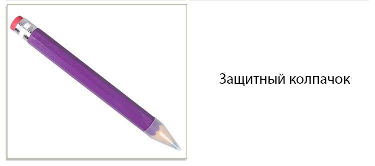 bolshoj karandash igrushechnyj karandash 35 sm 06 - Большой карандаш, игрушечный карандаш 35 см