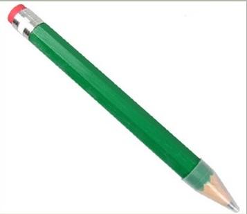 bolshoj karandash igrushechnyj karandash 35 sm 17 1 - Большой карандаш, игрушечный карандаш 35 см