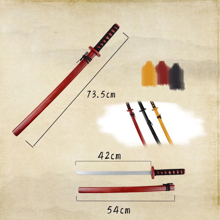 Катана для косплея/ игрушечный самурайский меч на косплей, вечеринку в стиле аниме 246637