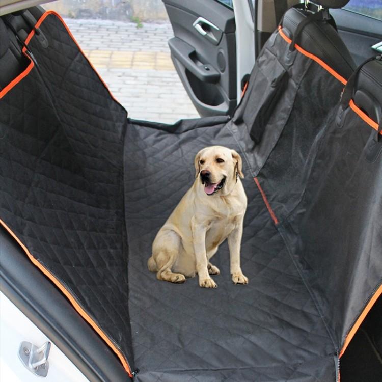 Автомобильный коврик для перевозки собаки, кота, животных (чехол для сидений в автомобиль) 252035