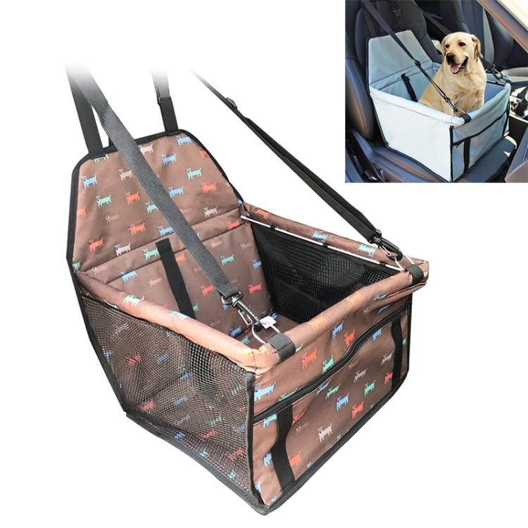 Автокресло для собаки, сумка для перевозки собаки в автомобиль
