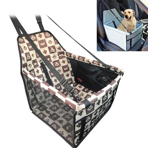 Автокресло для собаки, сумка для перевозки собаки в автомобиль 252085