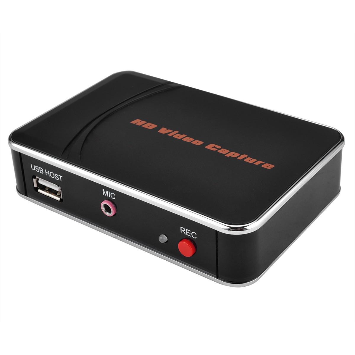 Карта видеозахвата Ezcap280HB для PS4/3 Xbox One/360 – HDMI, 1080р видео, микрофон
