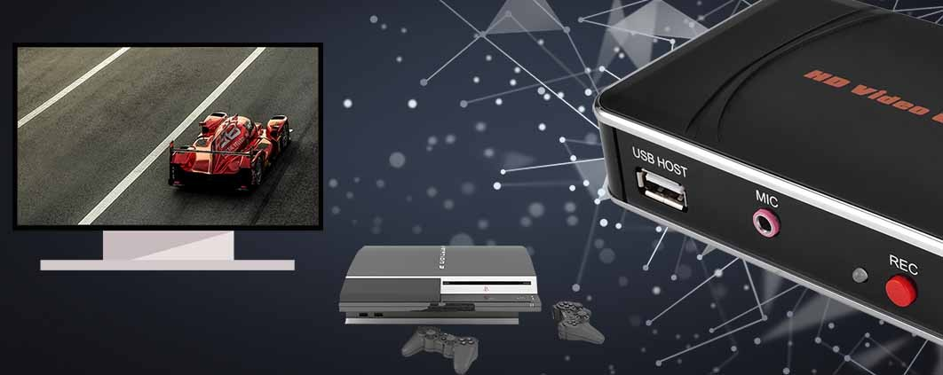 karta videozahvata ezcap280hb dlja dlja ps43 xbox one360 06 1 - Карта видеозахвата Ezcap280HB для PS4/3 Xbox One/360 - HDMI, 1080р видео, микрофон