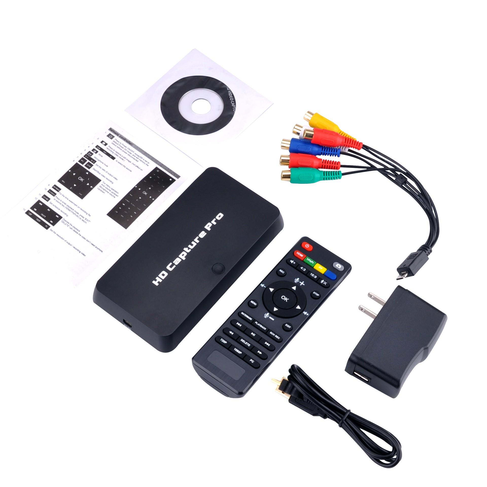 Карта видеозахвата Ezcap 295 Pro HDMI 1080P – микрофон, Live-видео, воспроизведение 251540