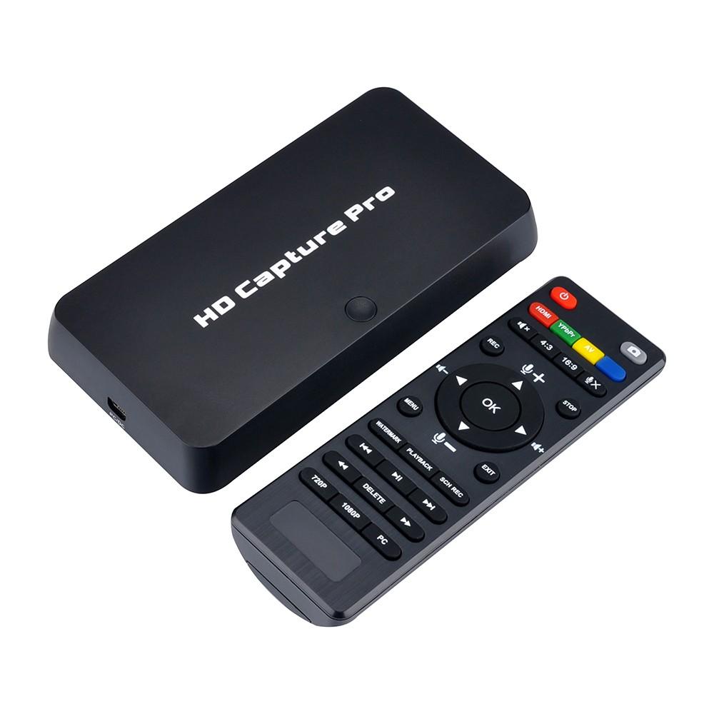 Карта видеозахвата Ezcap 295 Pro HDMI 1080P – микрофон, Live-видео, воспроизведение