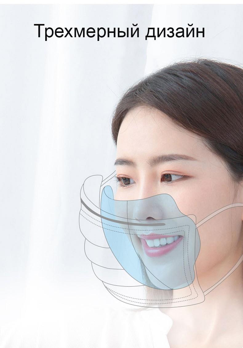 protivovirusnye smennye filtry dlja zashhitnyh masok 06 - Противовирусные сменные фильтры для защитных масок, респираторов, повязок (упаковка одноразовых фильтров 120 шт)
