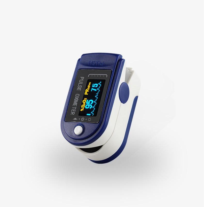 Пульсоксиметр CONTEC CMS50D-BT с шагомером и счетчиком калорий 252498