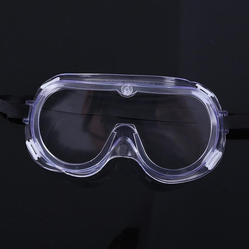 Защитные очки для глаз, защитная полумаска от вирусов, пыли, воды, осколков 252326