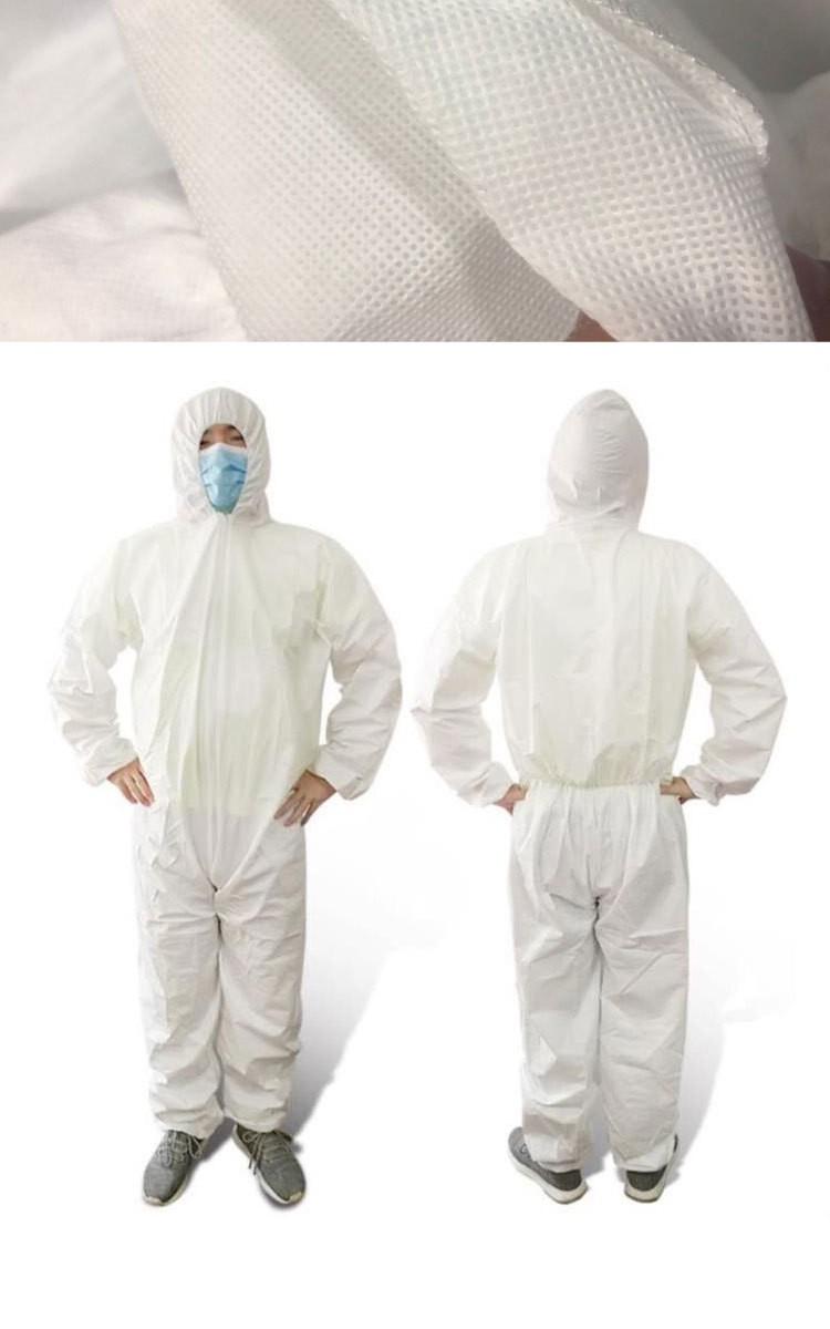 zashhitnyj kostjum medicinskaja zashhitnaja odezhda antivir 02 2 - Защитный костюм (медицинская защитная одежда) AntiVir - (маска в комплект не входит)