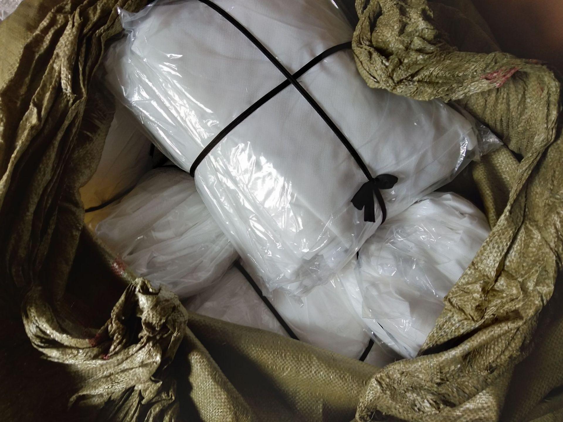 zashhitnyj kostjum medicinskaja zashhitnaja odezhda antivir 05 3 - Защитный костюм (медицинская защитная одежда) AntiVir - (маска в комплект не входит)