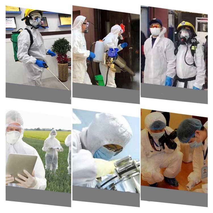 zashhitnyj kostjum medicinskaja zashhitnaja odezhda antivir 07 1 - Защитный костюм (медицинская защитная одежда) AntiVir - (маска в комплект не входит)