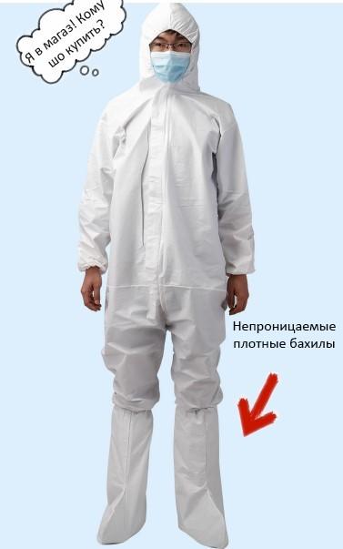 medicinskie bahily vysokie hirurgicheskie bahily 05 1 - Медицинские бахилы высокие (хирургические бахилы)